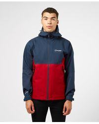 Berghaus Fellmaster Waterproof Gore-tex Jacket - Blue