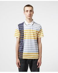 Aquascutum Northfleet Short Sleeve Polo Shirt - Blue