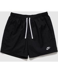 Nike Flow Swim Shorts - Black