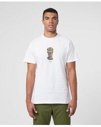 Gio Goi Psyclopse T-shirt - White