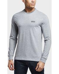 Barbour - International Apex Long Sleeve T-shirt - Lyst