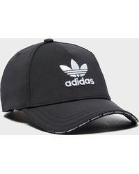 adidas Originals - Trefoil Poly Cap - Lyst