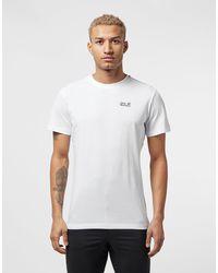 Jack Wolfskin Core Short Sleeve T-shirt - White