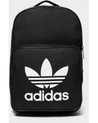 adidas Originals Classic Trefoil Backpack - Black