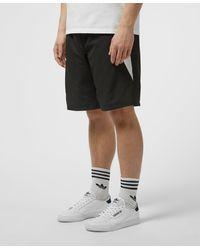 Lacoste Taffeta Block Shorts - Black