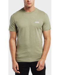 Barbour - International Small Logo Short Sleeve T-shirt - Lyst