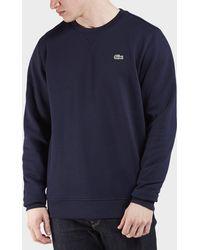 Lacoste - Crew Sweatshirt - Lyst