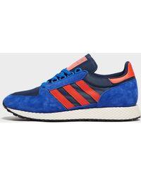 40a2080cc8f82 Adidas Originals 350 in Blue for Men - Lyst