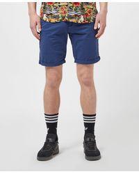 Guess Myron Chino Shorts - Blue