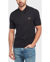 Fred Perry - X Miles Kane Short Sleeve Pique Polo Shirt - Lyst