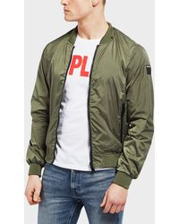 Replay - Lightweight Bomber Jacket - Online Exclusive - Lyst