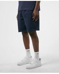Lacoste Fleece Core Shorts - Blue