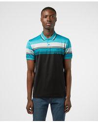 BOSS by Hugo Boss Paule Short Sleeve Polo Shirt - Blue
