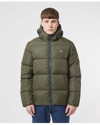 Tommy Hilfiger Essential Down Jacket - Green