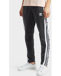 adidas Originals Adibreak Popper Track Pants - Black
