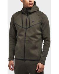 fa56724b84de Nike - Tech Fleece Windrunner Full Zip Hoodie - Lyst