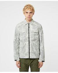 Marshall Artist Matte Diffusion Overshirt - White