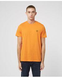 Lyle & Scott Basic Short Sleeve T-shirt - Orange
