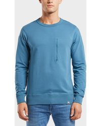 Pretty Green - Cavendish Zip Pocket Sweatshirt - Lyst