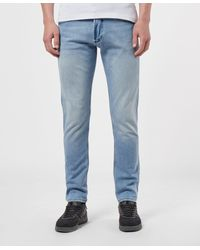 Versace Jeans Narrow Slim Jeans - Blue