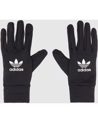 adidas Originals Trefoil Gloves - Black