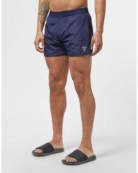 Guess Reversible Swim Shorts - Blue