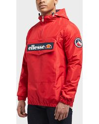 Ellesse - Mont 2 Overhead Jacket - Lyst