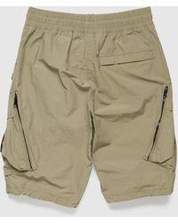 Marshall Artist Polyamid Cargo Shorts - Green