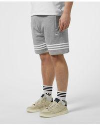 adidas Originals Outline Fleece Shorts - Grey