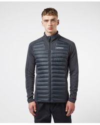Berghaus Hottar Hybrid Insulated Jacket - Blue