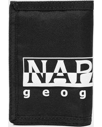 Napapijri - Happy Day Wallet - Online Exclusive - Lyst