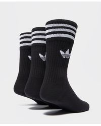 adidas Originals 3-pack Socks - Black