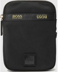 BOSS by Hugo Boss - Pixel Neck Pouch - Lyst
