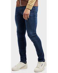 b98db1e3c Lyst - Tommy Hilfiger - Original Simon Skinny Jeans, Chalk Dark Blue ...
