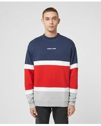Tommy Hilfiger - Colour Block Sweatshirt - Lyst