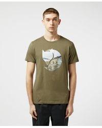 Fjallraven Gadgaureh '78 Short Sleeve T-shirt - Green
