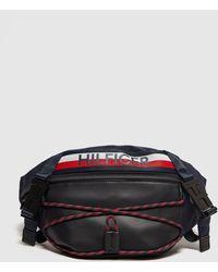 Tommy Hilfiger Bungee Cord Bum Bag - Black