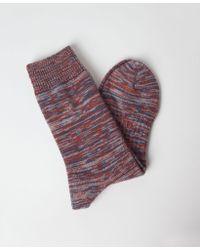 Norse Projects - Bjarki Blend Socks - Lyst