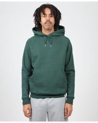 Norse Projects - Green Ketel Classic Hooded Sweatshirt - Lyst