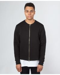 Sefton | Zip Through Sweatshirt | Lyst