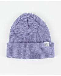 Norse Projects - Signature Beanie - Lyst
