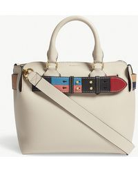 Burberry - Small Leather Rainbow Belt Bag - Lyst