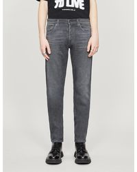 Citizens of Humanity London Slim-fit Tapered Jeans - Grey