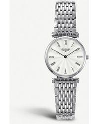 Longines L42094716 La Grande Classique Watch - Metallic