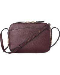 L.K.Bennett - Mariel Leather Cross-body Bag - Lyst