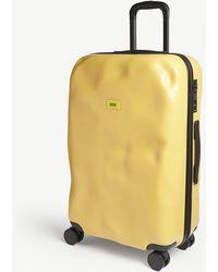 Crash Baggage Icon Four-wheel Suitcase 68cm - Yellow