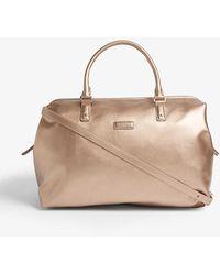 Lipault Miss Plume Bowling Bag - Pink