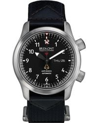 Bremont Martin Baker Mbii/or Stainless Steel Watch - Multicolor