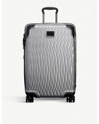 Tumi Short Trip 19 Degree Packing Four-wheel Suitcase 68cm - Metallic