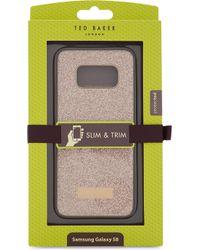 Ted Baker Glitter Samsung Galaxy S8 Case - Multicolor